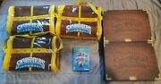 Skylanders Trap Team - Semi-complete Collection Plus S1 Minis And Eonand039s Elite