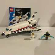 Lego 3367 City Space Shuttle 100 Complete