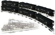 Lionel 6-36927 Baltimore And Ohio Die-cast 4-bay Hopper 6-pack Nib Factory Sealed