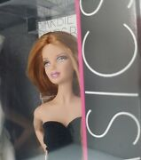 Barbie Basics Black Label Collection 001 Model 07 Doll Red Hair R9915nrfb New