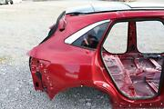 2020 21 Ford Escape Right Quarter Panel Frame No Glass Oem Red Paint D4