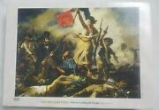 Liberty Leading The People 4000 Piece Jigsaw Puzzle Museum Collection Delacroix