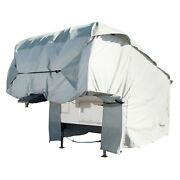 Budge Rvrp-45 Premier Gray 5th Wheel Trailer Cover Up To 41.5'