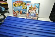 Pinewood Derby Test Track 10 Feet Down And Derby Dvd And Derby Book Lot