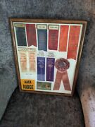 Vtg Aaca Show Ribbons From Fred Parsons Founding Member Antique Automobile Club