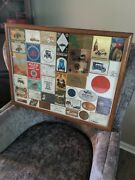 Vtg Aaca Dash Plaques From Fred Parsons Founding Member Antique Automobile Club