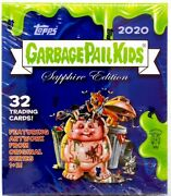 2020 Topps Garbage Pail Kids Chrome Sapphire Edition Box Blowout Cards