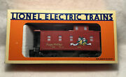 1990's Lionel New York Central Red Caboose/ O-o 27 Gauge/ Pre Owned
