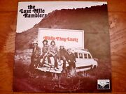 The Last Mile Ramblers ♫ While They Last ♫ Rare Nm 1974 Blue Canyon 1st Vinyl Lp
