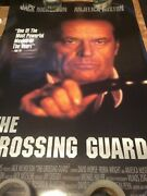 The Crossing Guard Promo Poster Excellent See Pics For Any Damage