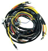 Main Engine Wiring Harness 1951 Ford Car 8 Cylinder Without Turn Signals
