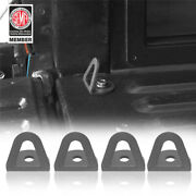 Durable Cargo Trunk Bed Steel Tie Down Hooks For Toyota Tacoma 05-21 2ndand3rd Gen