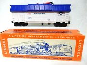 Vintage Lionel 3665 Operating Minuteman Missile Launching Car - With Box-nice-