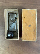 Antique Stanley No. 98 Right Hand Side Rabbet Plane Woodwork Tool, Boxed