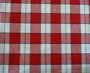 Longaberger All American Picnic Plaid Fabric-half Yard - New-shop Store For More