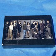 The Sopranos The Complete Dvd Series Box Set 1- 6 Part 1 And Part 2 Box Damaged