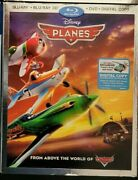 Disney 3d Blu Ray Lot W Slipcovers Brand New Sealed Mint Planes Cars 2 Monsters