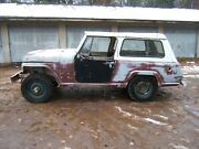 1967 Willys Jeep Cammando Rolling Solid Body