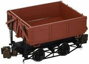 Bachmann Industries Scale Ore Side-dump Car - Brown - Large G Rolling Stock...