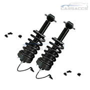 Front Air Suspension Electric Shock Strut Assys For Cadillac Escalade Gmc Yukon