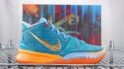 New Nike Kyrie 7 Vii Concepts Horus Special Box Ct1135 900 Orange Teal Vii