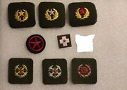 Army Opposing Forces Opfor Insignia Set Number 2 11 Armor Cavalry You Get All