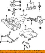 Ford Oem Fuel System-hose F7cz9047aa