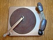 Vintage Ge Vm Turntable Phonograph Record Changer Player