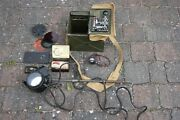 Ww2 1944 Signalling Lamp Mk2 Jeep Military Vehicle Accessory Royal Corps Signals