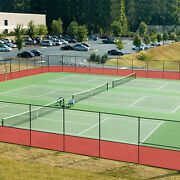 7ft Redlarge Fence Privacy Screen 95 Blockage Mesh W/gromment
