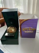 Japanese Harry Potter Golden Jigsaw Puzzle Snitch Quidditch Rare