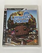 Little Big Planet Sony Playstation 3 Ps3 Brand New - Not Mint