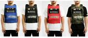 Eternity Hudson Icons Icon Vest Black / Red / Royal Blue / Camo Free Shipping