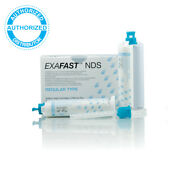 Gc Exafast Nds Regular Type Fast Set Vps Impression Material