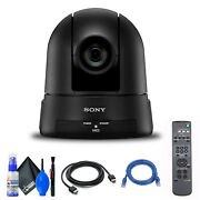 Sony Srg-300h 1080p Desktop And Ceiling Mount Ptz Camera W/ 30x Optical Zoom