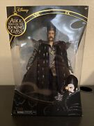 Disney Alice Through The Looking Glass Time Deluxe Action Figure Doll New -lot A