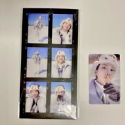 Bts 2021 Winter Package Official Rm Namjoon Photo Card + Film Only