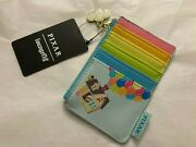 Loungefly Disney Pixar Up House Rainbow Card Holder Sold Out Nwt