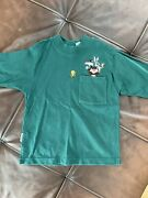 Vintage Lot 11 Pieces 1993 Looney Tunes Youth/kids Small Single Stitch Shirts