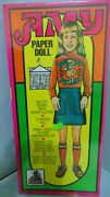 Nib Amy Carter Paper Doll 14 Tall Magic Touch Feature 109 Vintage