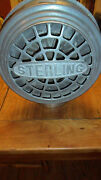 Vintage Sterling Big Chief Fire Truck Siren 6 Volt Works Great Free Ship Usa