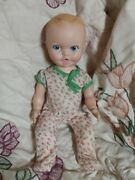Vintage 1972 Gerber Baby Doll Vinyl 10 Drink And Wet W/ Original Outfit ...
