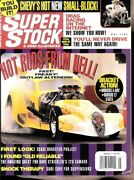 Super Stock And Drag Illustrated Magazine 1996 May Hot Rods From Hell