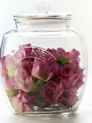 Set Of 2 Kilner Push Top 2 Litre Glass Storage Jar With Air Tight Seal