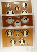2014 San Francisco Clad Proof Set / Ogp Packaging / No Stickers Or Writing
