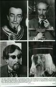 1980 Press Photo Actor Peter Sellers In The Fiendish Plot Of Dr. Fu Manchu