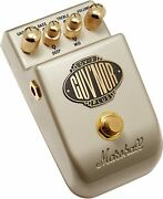 Marshall Guv'nor Plus Distortion Guitar Effect Pedal New