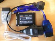 Bmw 06.2021 Ista-d 4.29 Ista-p 3.68.0 Ssd Hard Drive Usb Ediabas Dcan And 20-16