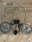 2008-up Harley Touring Front Brakes