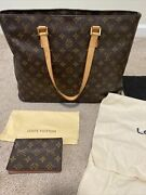 Louis Vuittons Shoulder Handbags Authentic Used With Authentic Wallet Both Numbe